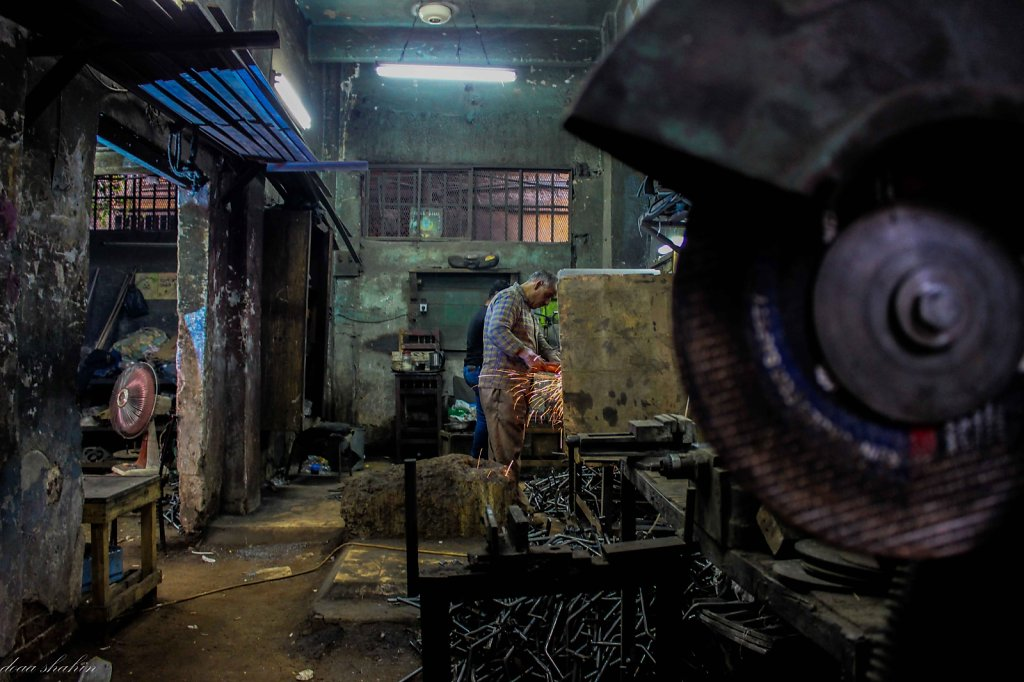 Gamalia welding workshops